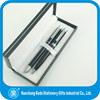 High quality metal pen with box gift pen set