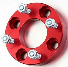 4X100 thread wheel adapter alluminum wheel spacer for VW
