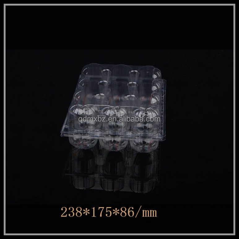 transparent plastic farm fresh egg Bargain fruit trays for sale