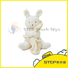 2015 Custom Professional Design Stuffed&Plush Toy Rabbit/Bunny for Kids Best Gift