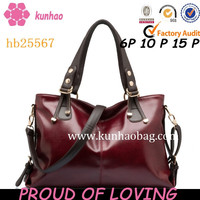 wholesale lady handbag manufacture china