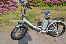 foldable cheap electric bike/mountain electric bicycle 350w/electric bicycle for students (LD-EB303)