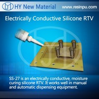 Electrically Conductive Silicone RTV adhesive and sealants