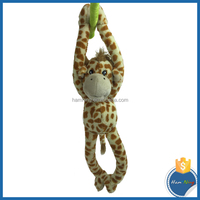 cheap long arms and legs giraffe shape plush toys for 40cm