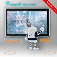 "21.5"" capacitive touch screen"