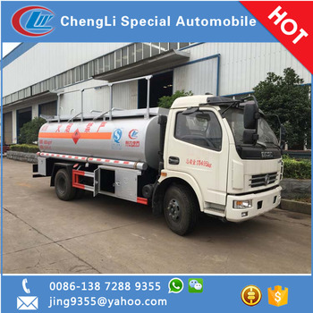 2000 gallon small fuel tanker truck mobile refueling tanker trucks on sale in Niger