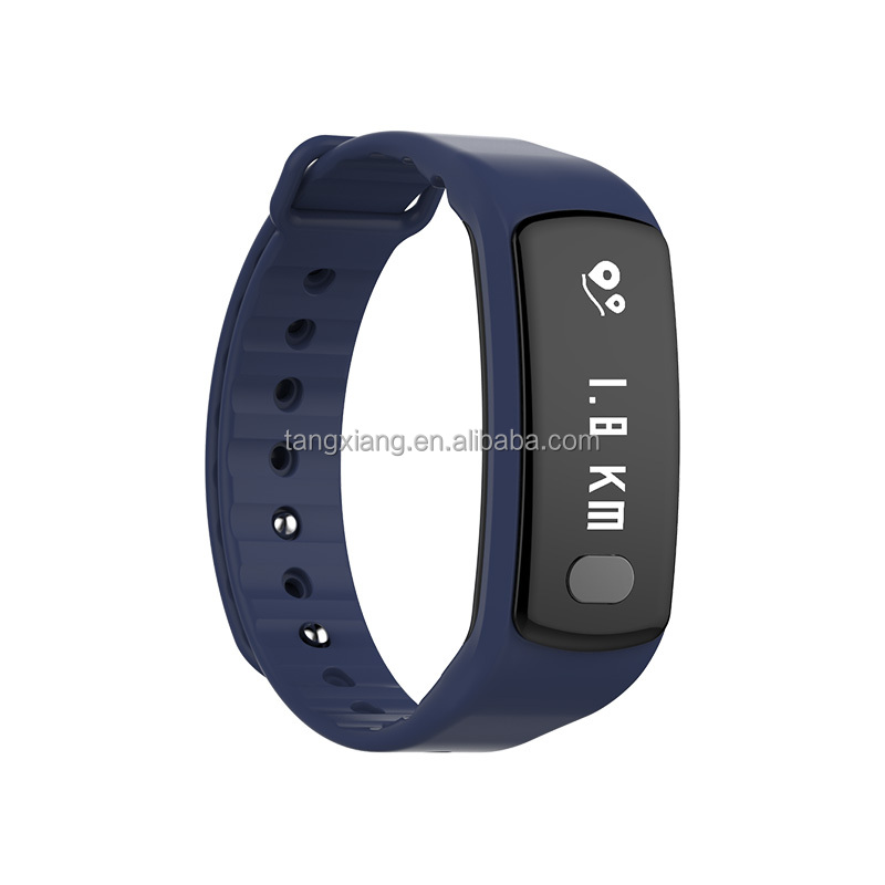 New Arrival ECG PPG of Blood Pressure Blood Oxygen Smart Watch Wristband
