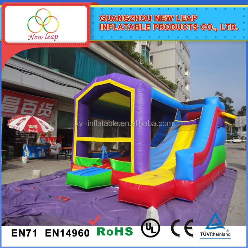 New product kids inflatable monkey inflatable castle