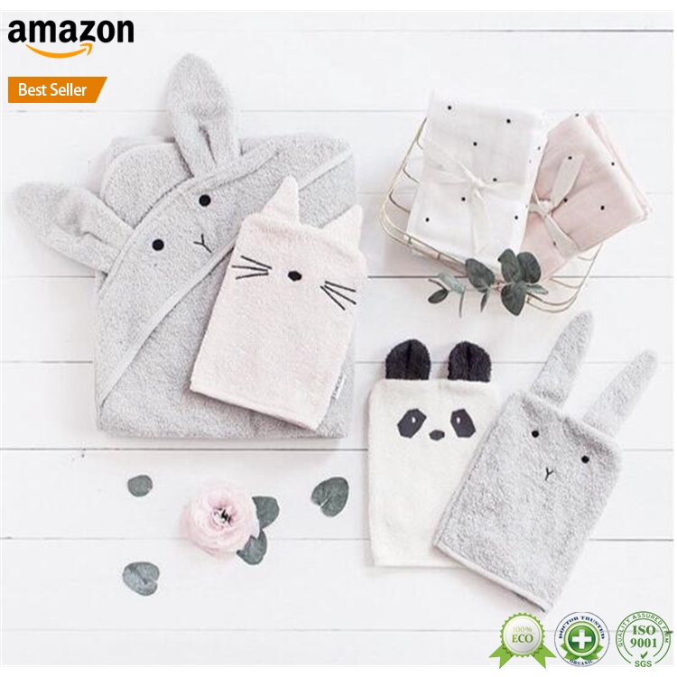 Soft Stay On Scratch Mittens Stop Scratches and Germs Infant Gloves