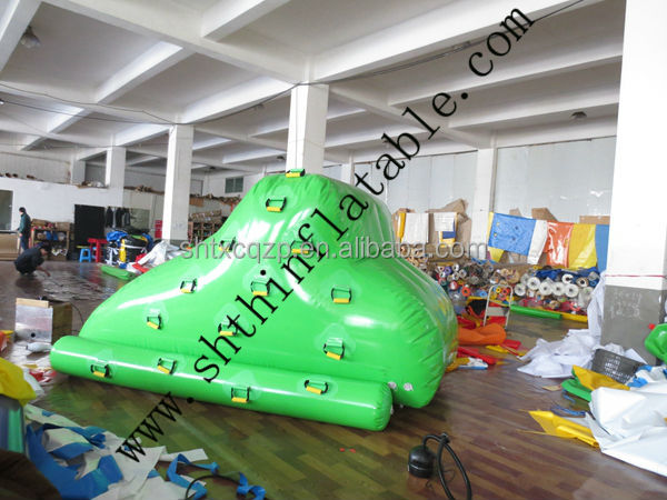 giant inflatable iceberg water toys for sale