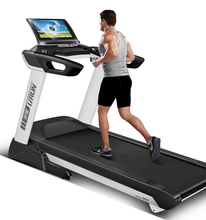 Commercial Gym equipment body strong Treadmill heavy use with TV wifi connecting