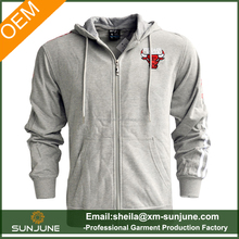 Custom team embroidery logo basketball training hoodie sport suits