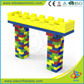 Sibo Hot Selling Shopping Mall Large Building Blocks For Kids