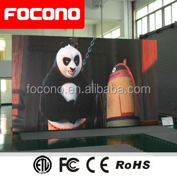 Front Access Magnetic P5 Indoor LED TV Video Wall digital LED Sign display