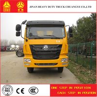 Hohan hot model 336hp 8x4 tipper truck