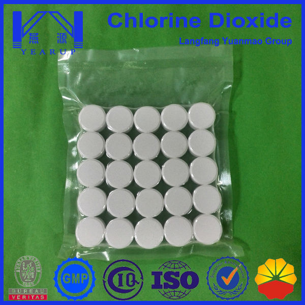 Best Price Stabilized Chlorine Dioxide from Chinese Supplier
