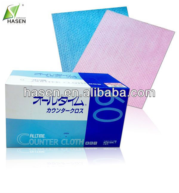 All purpose cleaning wipes,cheap handy cloth ,lint free disposable kitchen wiper