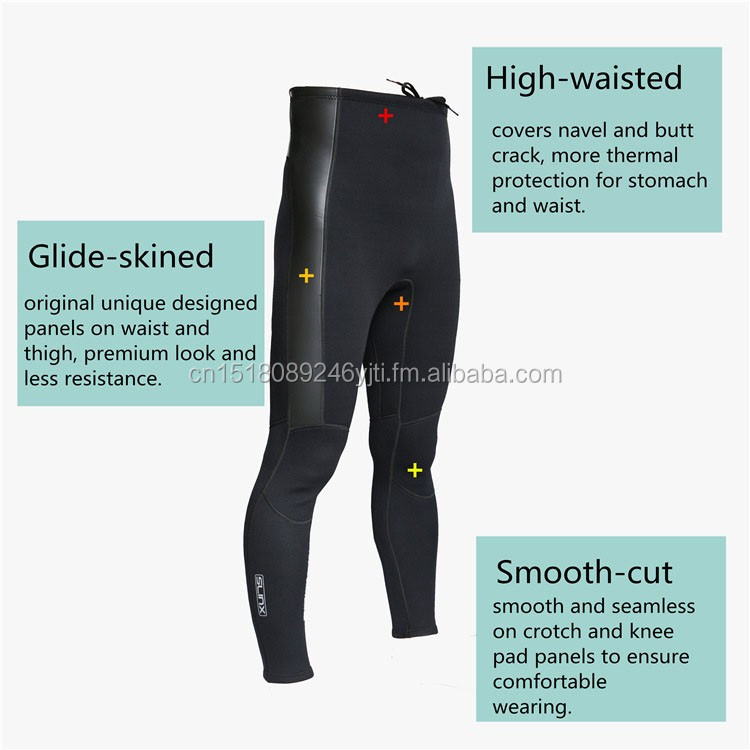 2mm super warm unisex diving pants elastic CR neoprene (8).jpg