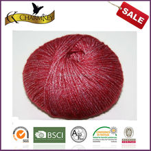 Amazon fashion sale dyed acrylic nylon blended wool yarn in ball