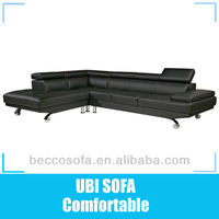 Leather Sofa Home Furniture Sectional Sofa