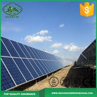 Customized Design Solar Panel Mounting System Wholesale