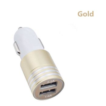 Alibaba Hot Sale Metal Usb Car Battery Charger For Samsung Portable Battery Car Charger