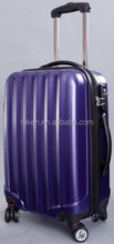 hot sale PC+ ABS trolley travel luggage bag with factory price