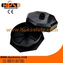 2013 new U.K Design high quality Plastic traffic collapsible delineator post For Sidewalk
