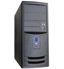 Micro atx computer case with 400w power supply