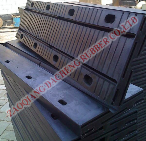 rubber expansion joint/bridge expansion device