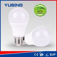 Direct buy from PRC 100-240v RA80 plastic led bulb a60 aquarius