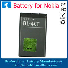 3.7v Battery BL-4CT for Nokia 5630 X3 7230 6700S 5310 7210C 7310C