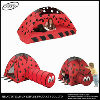 Widely use folding fashionable kids castle play tent