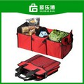 Wholesale Car Boot Accessories Bag Folding Car Trunk Organizer With Cooler