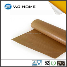 China manufacturer 2016 hot selling high temperature home depot teflon sheets