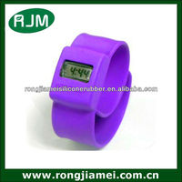 Digital Watches Silicone Wristband Watch