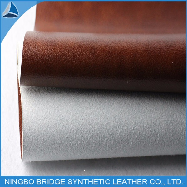 high quality microfiber faux leather for women shoes