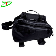 Size Large ideal practical dog pack backpack comfortable pet saddle bag