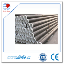 prime concrete coated steel pipe/liquid epoxy coating pipe