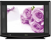 21 inch ultra slim new CRT TV with TOSIBA Solution/main board