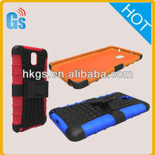 Shockproof Heavy Duty Case Cover for Samsung Galaxy Note 3 III 5.99 N9000 Stand Case