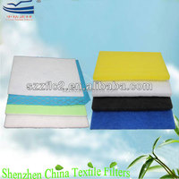 G3 pre filter knitted cotton fabric