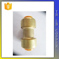 Rubber hose end fittings / hydraulic hose fittings