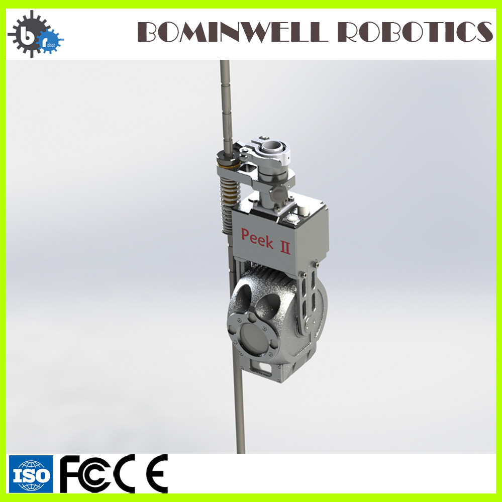Bominwell shenzhen security machine ccd 12 axis camera