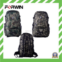 2015 Camping Army Backpack with Rain Cover