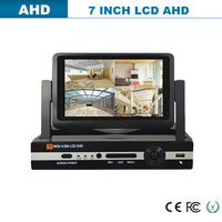 The Network 4 channel DVR with lcd monitor lct dvr