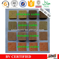 Halal certified factory supply specially for africa market 4g,8g,10g/cube Beef/fish/chicken Bouillon Cube