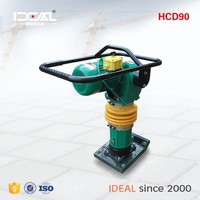 HCD90 electric vibratory rammer 220V/380V tamping rammer for sale