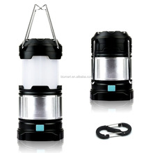 15+6 LED Telescopic Rechargeable Camping Lantern