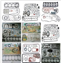 Original/OEM diesel engine seal parts 4D120 full & upper & lower gasket set kit